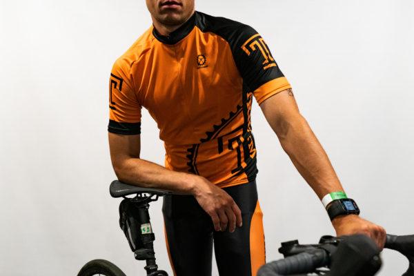 Zdjęcie — Koszulka kolarska męska